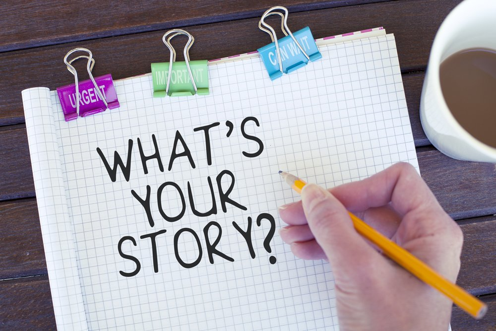 Email Marketing - What's Your Story